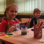 Zajęcia dla dzieci z projektu Nie znamy się, poznamy się (2)
