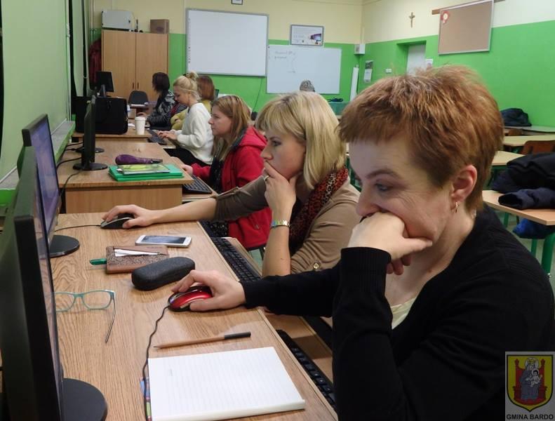 Szkolenie kadry pedagogicznej - techniki komputerowe (8)
