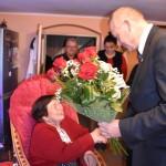 90 urodziny Pani Kazimiery Trzebońskiej  (2)
