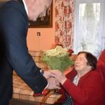 90 urodziny Pani Kazimiery Trzebońskiej  (4)