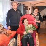 90 urodziny Pani Kazimiery Trzebońskiej  (7)