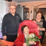 90 urodziny Pani Kazimiery Trzebońskiej  (8)