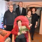 90 urodziny Pani Kazimiery Trzebońskiej  (9)
