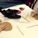 Warsztaty ceramiczne w Janowcu (2)