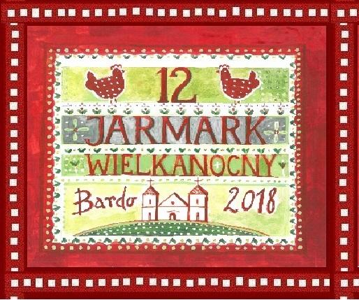 Jarmark Wielkanocny w Bardzie baner 2018 mały