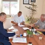 Podpisanie umowy - ul. Główna (7)